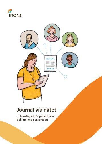 Journal via nätet