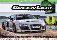 GreenLight Magazine #6 - 16