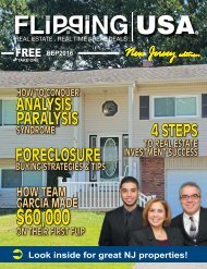 Flipping USA SEP 2016 New Jersey Edition
