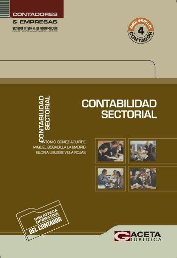 Contabilidad Sectorial