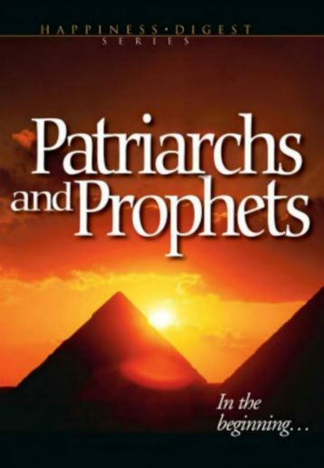Patriarchs and Prophets EGWhite [New Version]