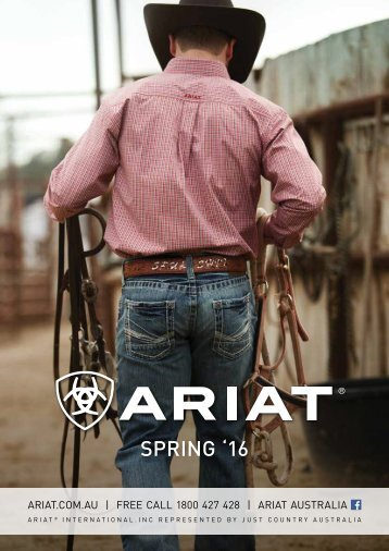 Ariat-Catalogue-Spring-2016