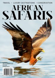 African Safaris Edition 30