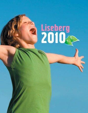 Liseberg Årsredovisning 2010