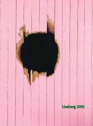Liseberg Årsredovisning 2005