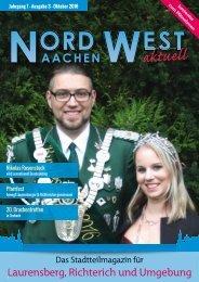 WEB - Nord West - Ausgabe 75 - Oktober 2016