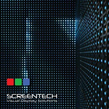 Screentech Brochure