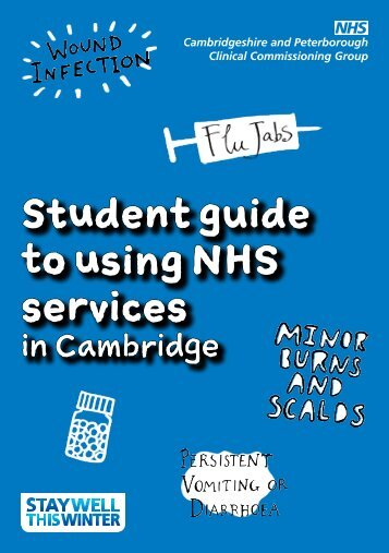 Student Healthcare Guide 2016