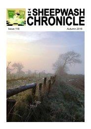 Sheepwash Chronicle Autumn 2016 edition