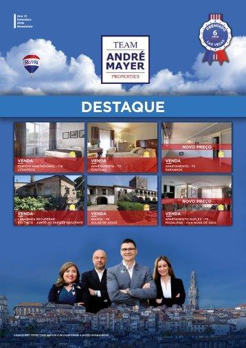 Newsletter Team André Mayer - Setembro - 2016