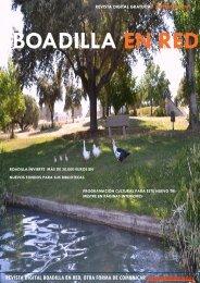 REVISTA BOADILLA EN RED          -BER- SEPTIEMBRE 2016