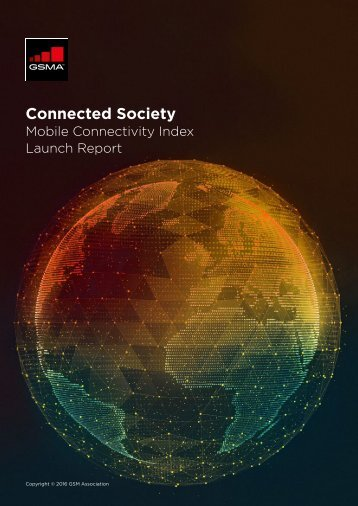 Mobile Connectivity Index