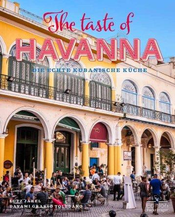 The Taste of Havana - Vorschau Teil 01