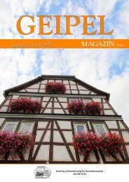 Geipel Magazin 03-2016 web-Version