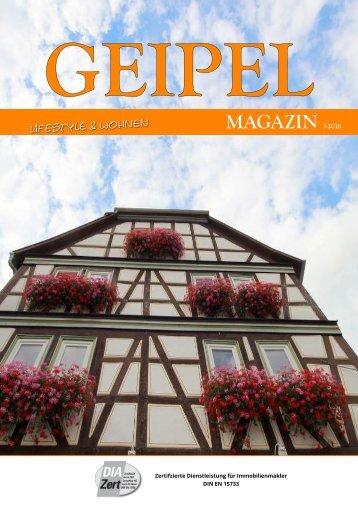 Geipel Magazin 03-2016 web-Version