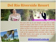 DEL RIO SPORTS & RECREATION CLUB