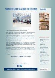 Essener Zentralbibliothek Kulturzentrums