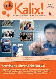 Info Kalix nummer 2 2016