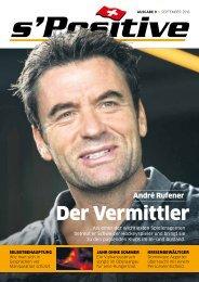 s'Positive Magazin 09.2016