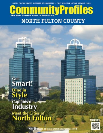 2016 North Fulton CommunityProfiles