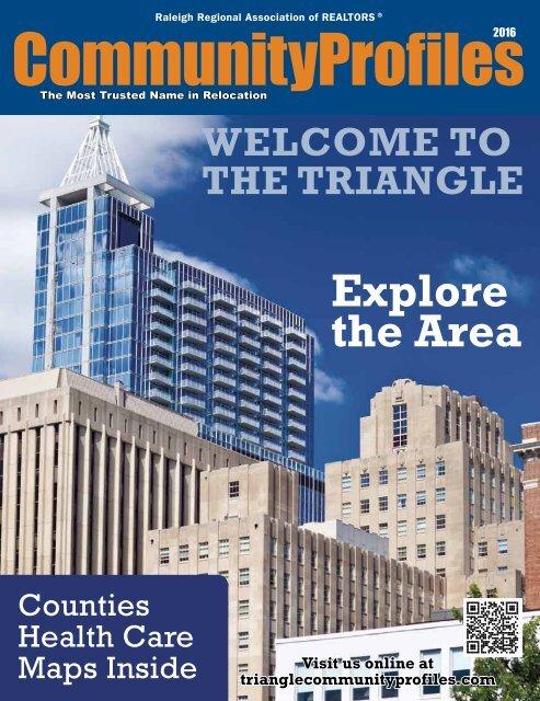 2016 Triangle CommunityProfiles