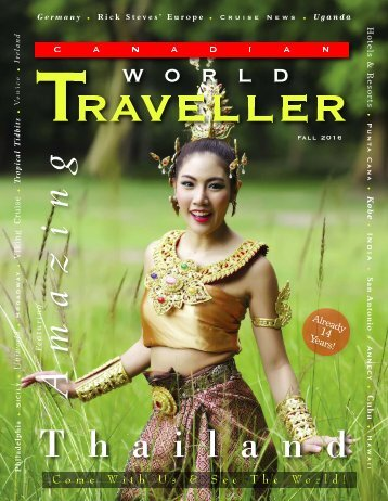 Canadian World Traveller Fall 2016 Issue