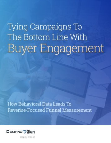 Buyer Engagement