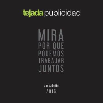 Book Tejada Publicidad