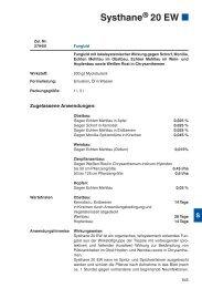 Systhane® 20 EWl - BASF Pflanzenschutz Österreich - bei der BASF ...