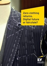 Zero clothing returns Digital future or fairytale?