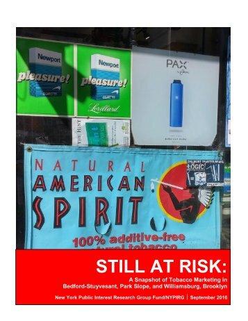 STILL AT RISK
