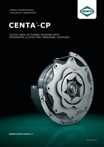 CENTA®-CP - CENTA Antriebe Kirschey GmbH