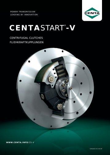 CENTASTART®-V - CENTA Antriebe Kirschey GmbH
