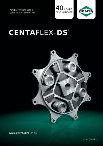 CENTAFLEX-DS® - CENTA Antriebe Kirschey GmbH