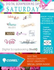 DSD 2016 Ultimate Shopping Guide