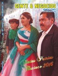 Revista Gente y Negocios Edición Septiembre 16
