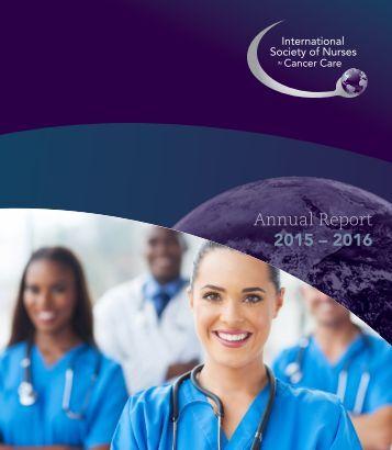 Annual Report 2015 – 2016