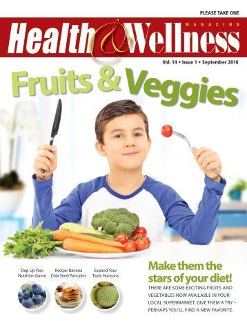 Health & Wellness - Sept 2016
