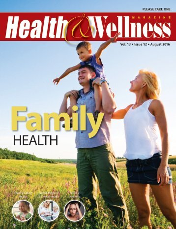 Health & Wellness - August 2016