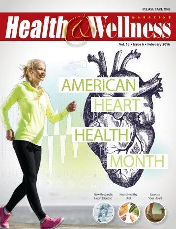 Health & Wellness - Febuary 2016