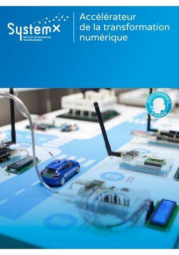 Accélérateur de la transformation numérique