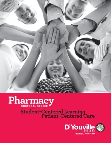 Pharmacy - D'Youville College