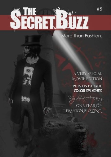 The Secret Buzz – Issue #5