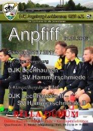 Anpfiff 2016-10-01 - DJK Lechhausen