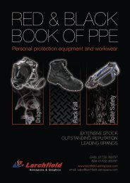 Larchfield PPE Catalogue