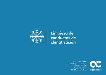 catálogo AC CONDUCTOS DIGITAL