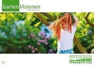 Magazin GartenVisionen | Ausgabe 2/2016
