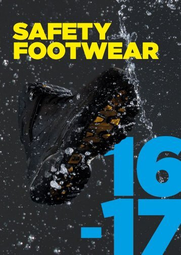 Progressive Safety Footwear Catalogue 2016/17
