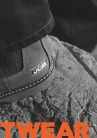 Progressive Safety Footwear, Workwear and PPE Catalogue 2016/17 - Page 7