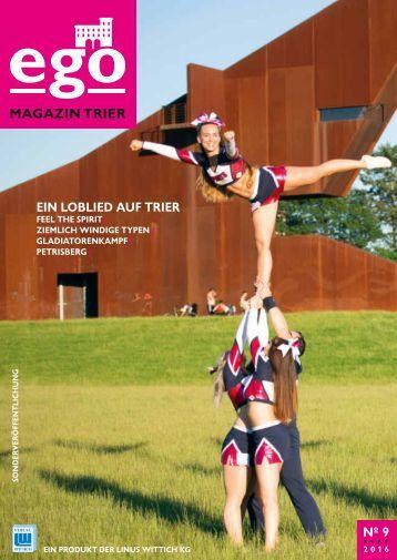 ego Magazin Trier - Ausgabe 9